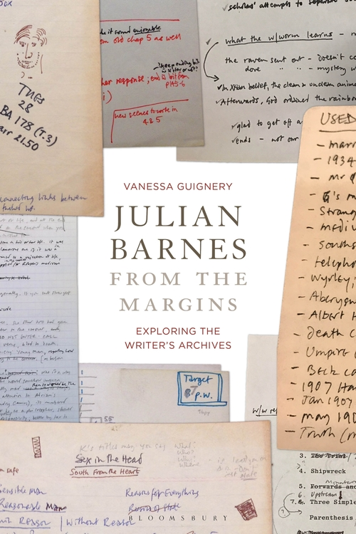 Julian Barnes from the Margins by Vanessa Guignery